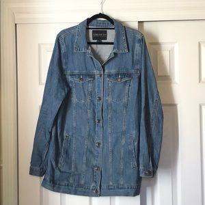 Forever 21 Denim Jacket - Size 1X (EUC)